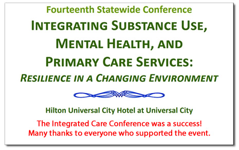 14th Annual Statewide Integrated Care Conference