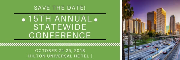 15th Annual Statewide Integrated Care Conference - Save the Date