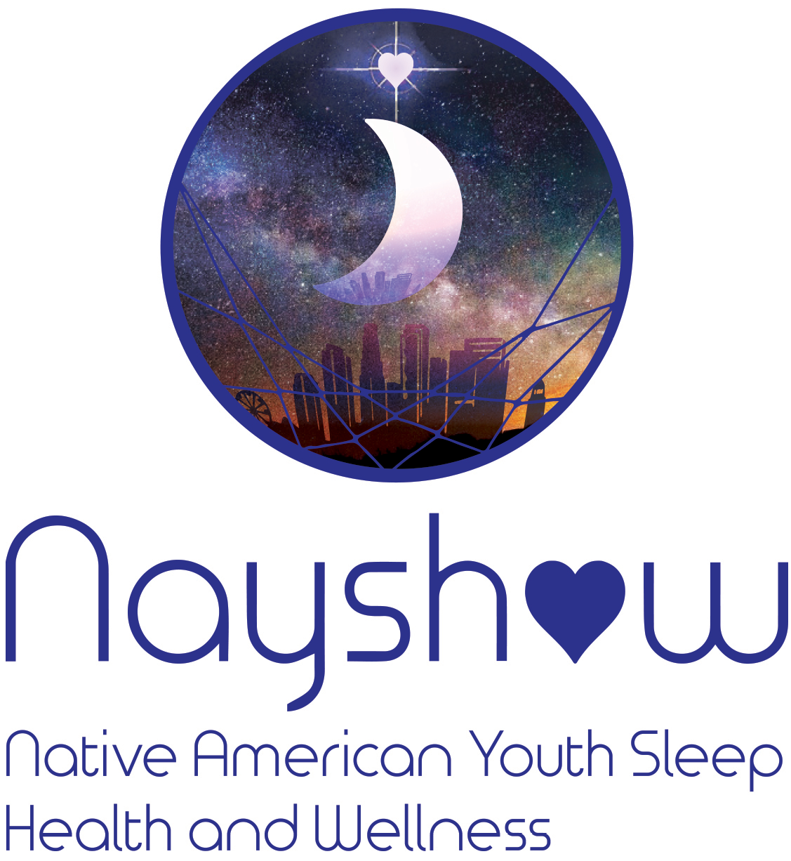 Native American Youth, Sleep, Health, and Wellness (NAYSHAW) Logo