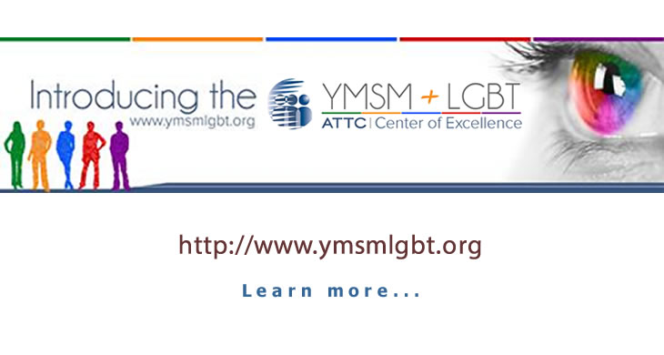 YMSM-LGBT ATTC Center of Excellence