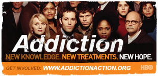 Addiction Communities Take Action - Watch it March 15th on HBO